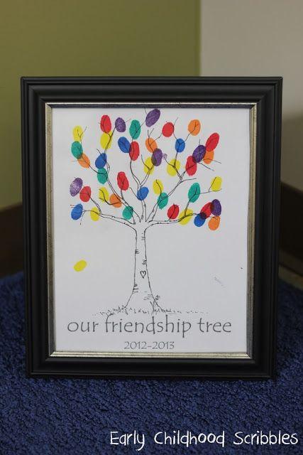 Theano, a m@mmy on line: Το δέντρο της φιλίας!