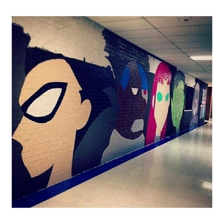OMG I WANT TO DO THIS ON MY SCHOOL WALLS!!!!!!!!!!!!!!!!