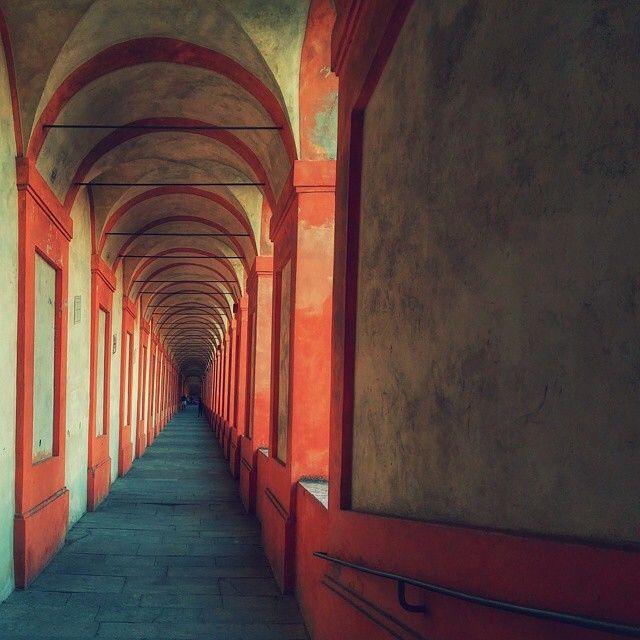 Bologna, Portico di San Luca, foto di firno