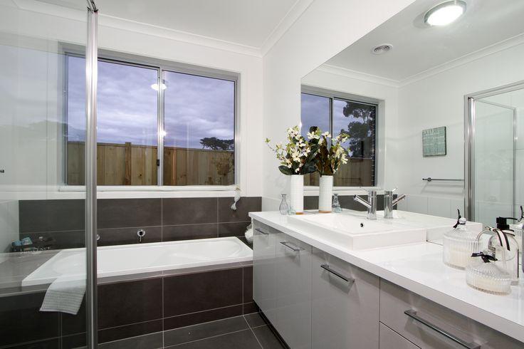 Karinga Show Home Bathroom