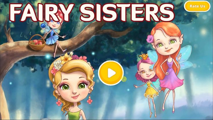 Fairy Sisters | Magical Forest Adventures | TutoToons Educational | Kids...