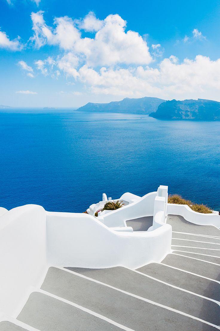 Islas Griegas, rapsodia azul