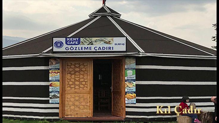 Kıl Çadır Cafe ve Gözleme Evi imalat Satış ve Montajı