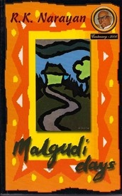 Malgudi Days a Famous Book by R K Narayanan is one of the best Novel written in those days. Malgudi Days was published in 1943 by Indian Thought Publications. In ths novel RK Naraynans central point of vision is attributed to day to day problems of our society in a novel manner and talent exposition in totality. It was adapted to a television series in 1986 by Shankar Nag.