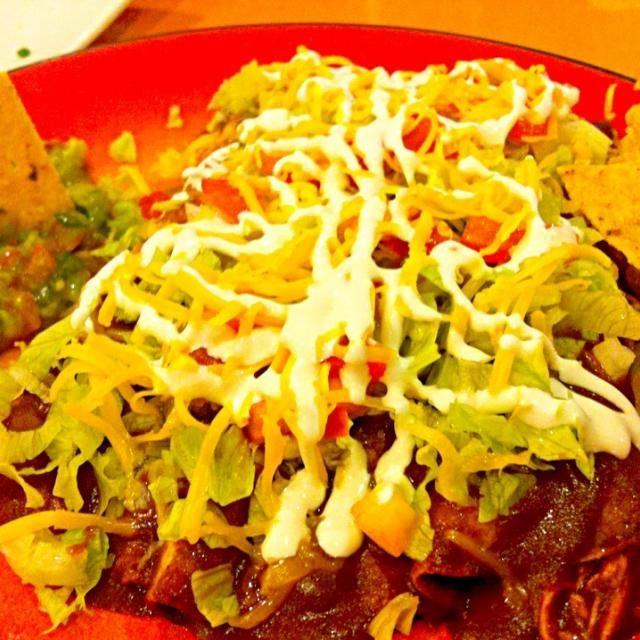 レシピとお料理がひらめくSnapDish - 3件のもぐもぐ - Enchiladas de mole by Jorge Bernal Márquez
