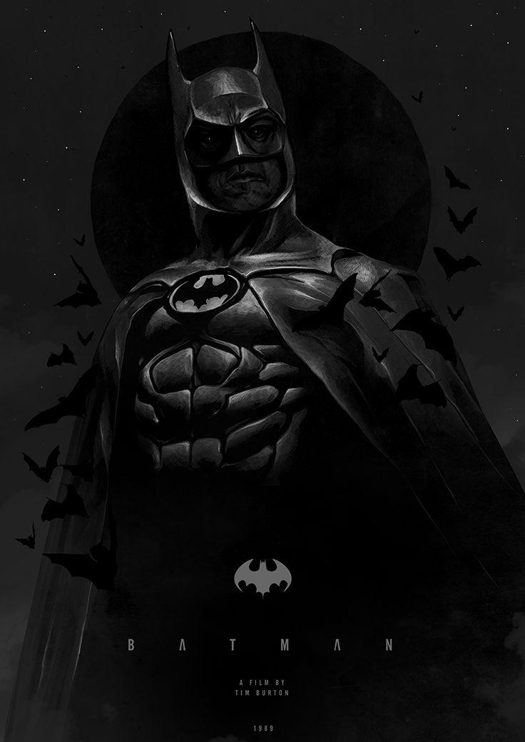 Batman (1989) [900 x 1273]