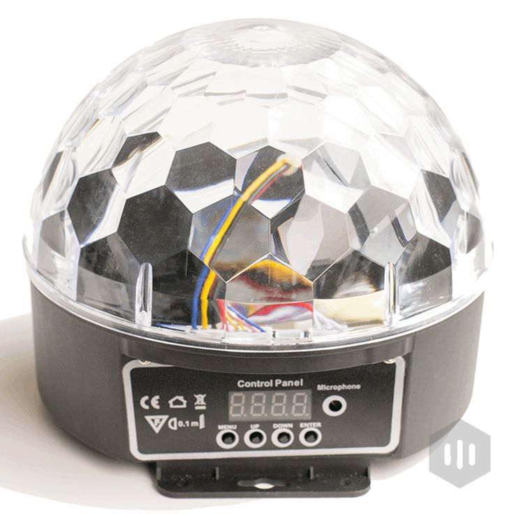 LED Disco Ball by NuLights