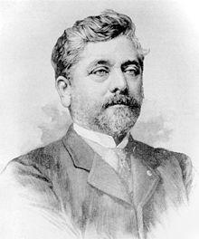 Gustave Eiffel -  Entrepreneur, inventeur d'un nouveau business model à l'occasion de la construction de la Tour Eiffel