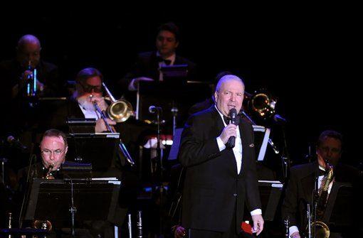 Frank Sinatra junior bei einem Auftritt im Jahr 2010 in Las Vegas. Foto: dpa