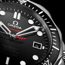 Billedresultat for omega 007 special limited edition watches