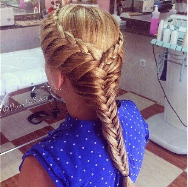 13 Preciosos Peinados con Trenzas que te encantarán ! - Peinados
