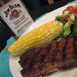 Bourbon Street Rib-Eye Steak Recipe - Allrecipes.com