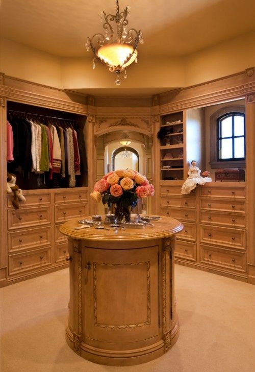 On Pinterest Walk In Closet Dressing And Closet Designs