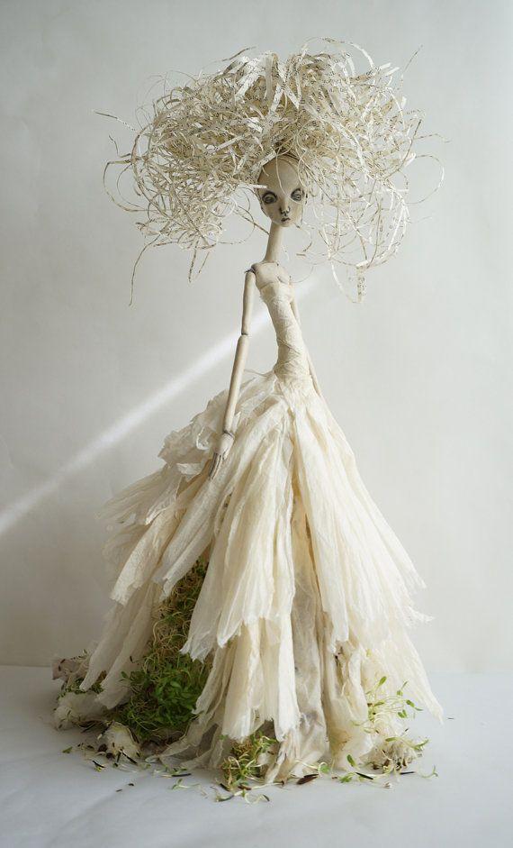 Digital foto de arte muñeca Nivial Neve, (la muñeca fue el intento de apoyo sin fines de lucro, la Villa oculta, en http://www.biddingforgood.com/auction/item/item.action?id=205750971)