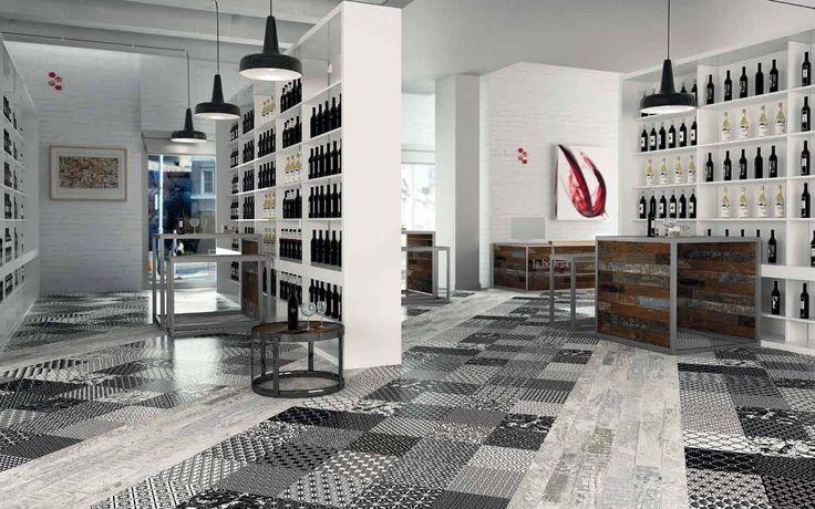 Aparici | Moving Natural porcelain tile