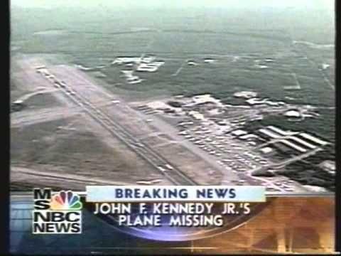 WN - john f. kennedy jr. plane crash