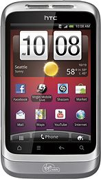 LINE 744 HTC T-MOBILE PHONE