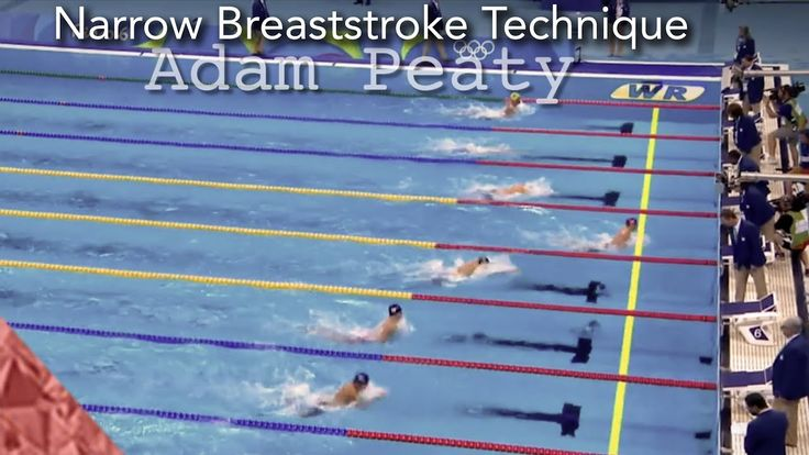 how to swim faster breaststroke