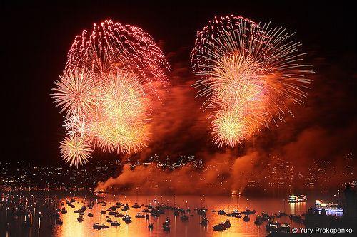 Sydney 2009 New Year Eve Firework