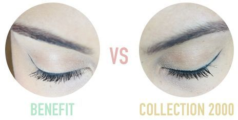 Style Substitute: Benefit 'They're Real' Mascara Dupe