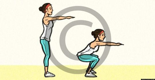 #Physical Preparations for #Mountaineering Courses - Do #Squats for developing Leg Strength
