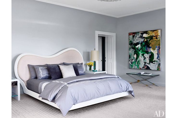 Unique beds that set the tone for any bedroom greenwich for Unique master bedroom furniture
