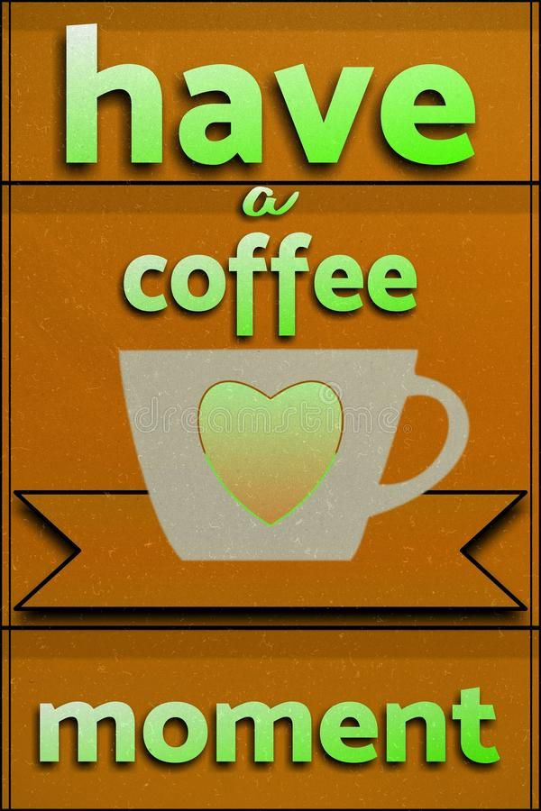Download Coffee cup stock illustration. Image of kafe, coffeecup - 106288927