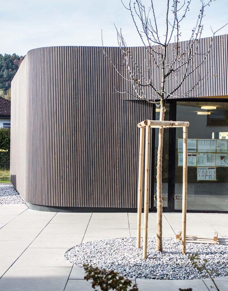 Ökologisch, wertig und modern – Holzfassaden von WALLI setzen optische Highli…