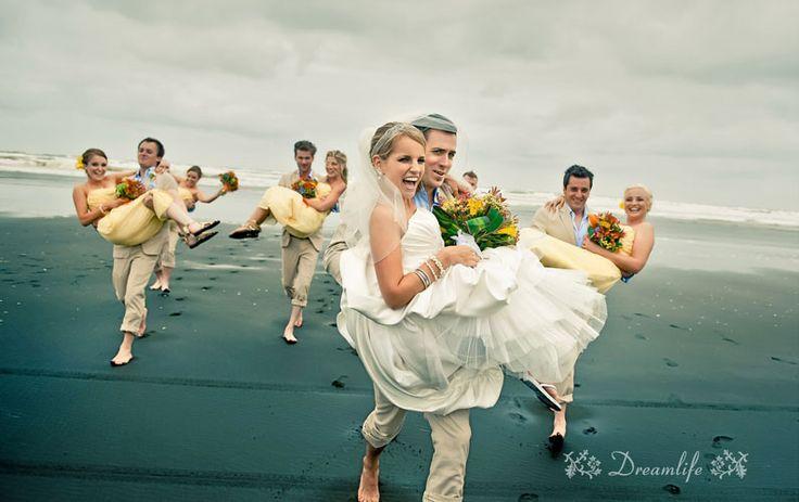 Gallery Weddings » Castaways. Waikato wedding venue