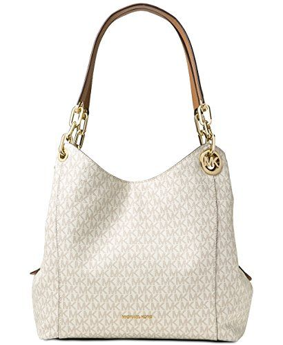 7494a385df08 Beautiful MICHAEL Michael Kors Fulton Large Hobo - Vanilla Women Bag.  [$234] allfashiondress from top store