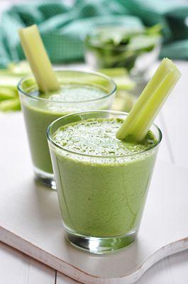 Suco verde da Giovanna Antonelli