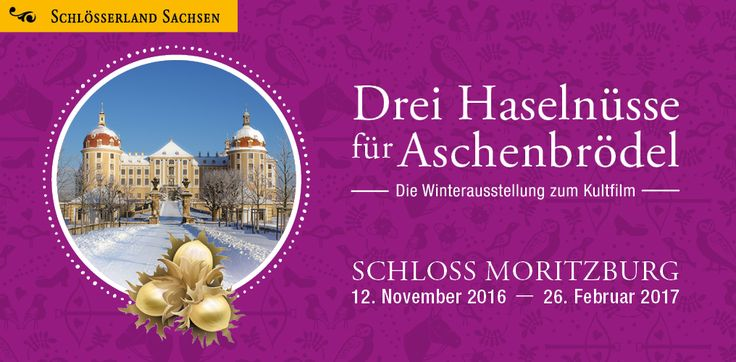 Lístky na Drei Haselnüsse für Aschenbrödel