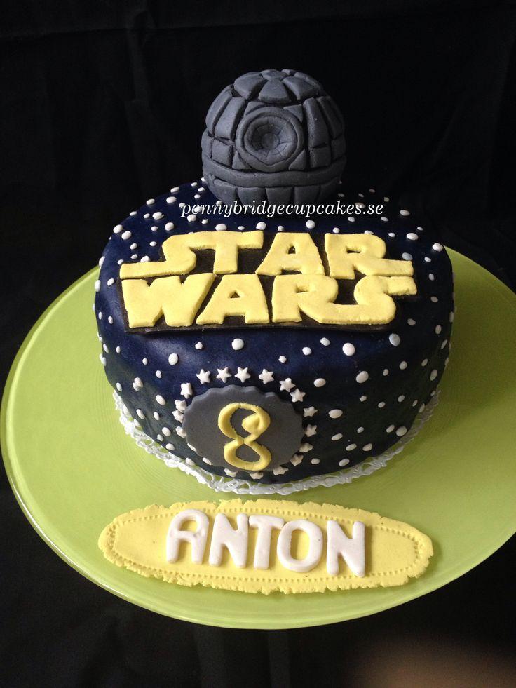 Star war cake