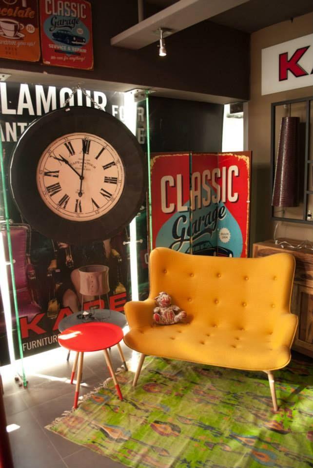 Teletranspórtate al pasado y regálale a tu casa algo con estilo clásico… ¡Siempre está de moda! #Kare, #Classic, #Style, #Design, #Clock.