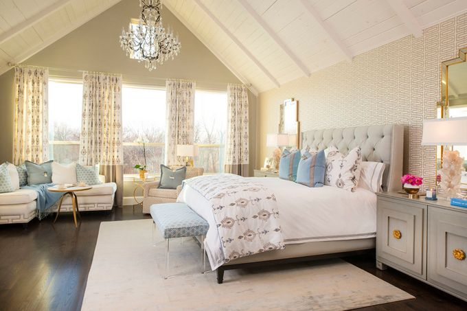 House of Turquoise: IBB Design Fine Furnishings - I WANT THIS MASTER BEDROOM IN MY FUTURE DREAM HOME.