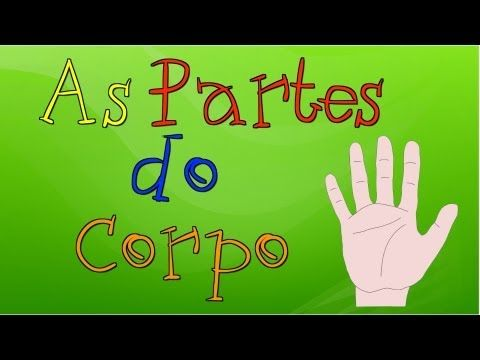 GUGUDADA - As Partes do Corpo (animação infantil) - YouTube
