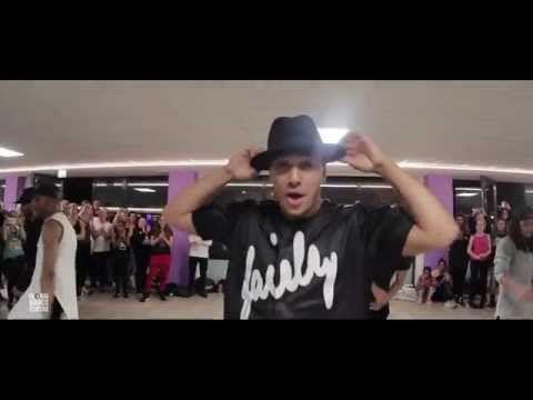 Timor Steffens (Solo + Boys) - Masterclass - Global Dance Centre 2015 - YouTube