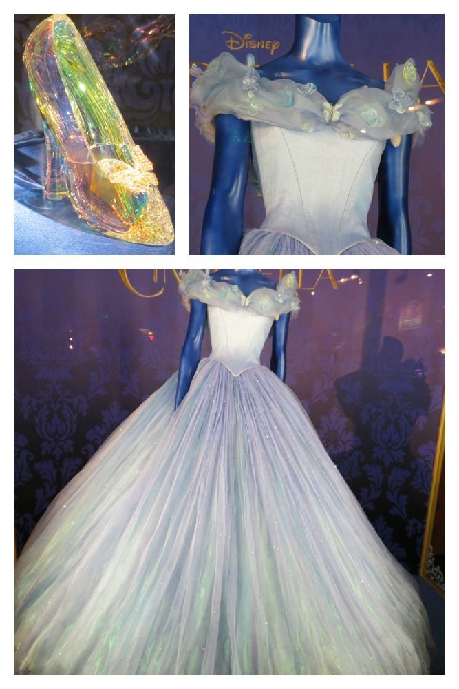 Cinderella dress from the 2015 Cinderella Movie. From the EXCLUSIVE Lily James Cinderella Interview. Her thoughts on being Cinderella, production and the message for kids.
