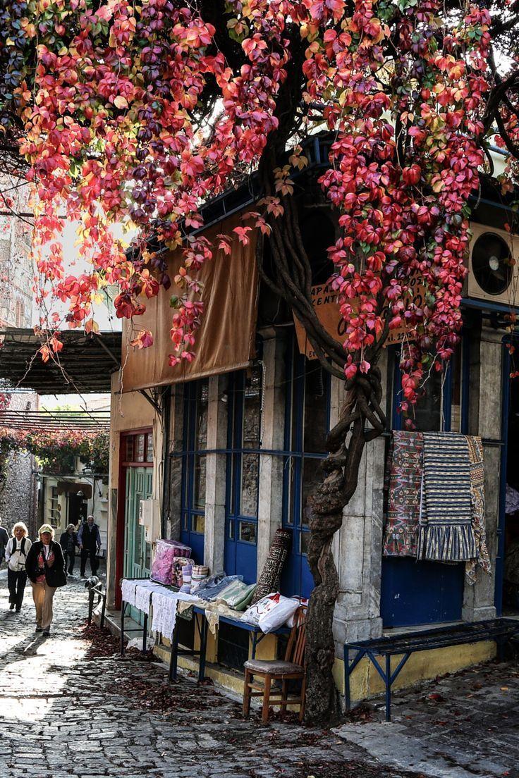 Greece Travel Inspiration - Mytilini, Lesvos, Greece
