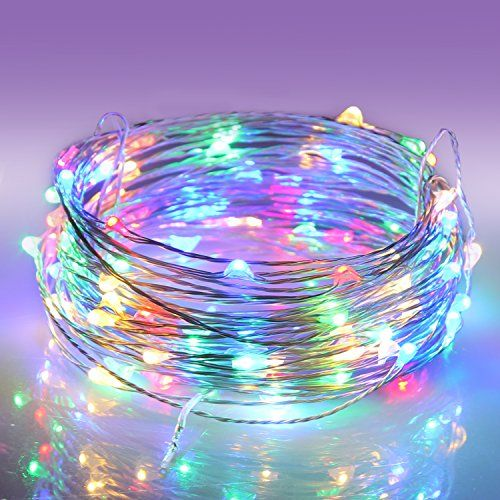 91 best lights review images on pinterest ball lights dcor and string lights moniko with remote copper wire lights indoor or outdoor christmas lights for bedroom garden patio wedding christmas tree party waterproof 100 mozeypictures Gallery