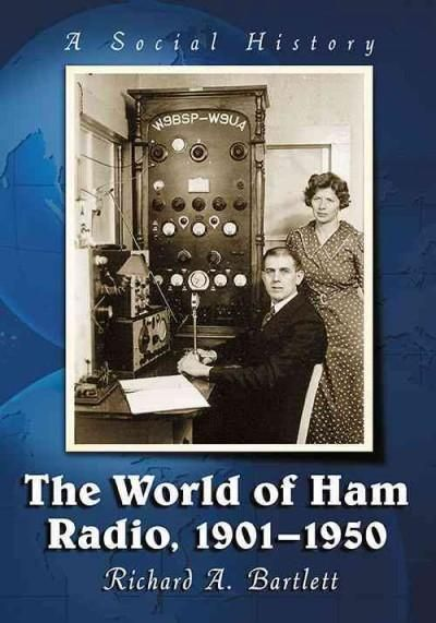 This book explores the history of ham radio operators, emphasizing their social history and contributions to technological development of worldwide communications. It traces the concept of relays from
