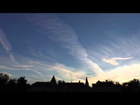 Timelapse at Twickel - YouTube