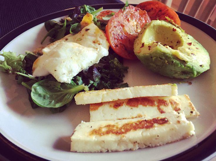 Vegetarian brekkie