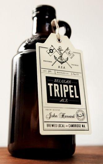 John Harvard Belgian Tripel Ale