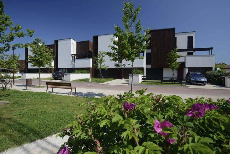 Programme immobilier neuf Ile de France : Construction appartement, maison - References