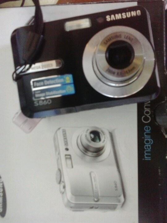 Fotocamera Samsung S860 a 50 €