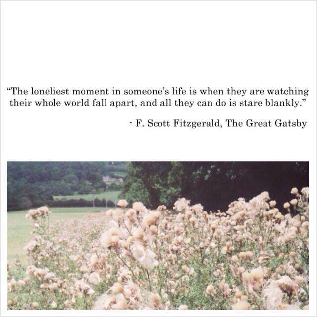 The Great Gatsby F.Scott Fitzgerald