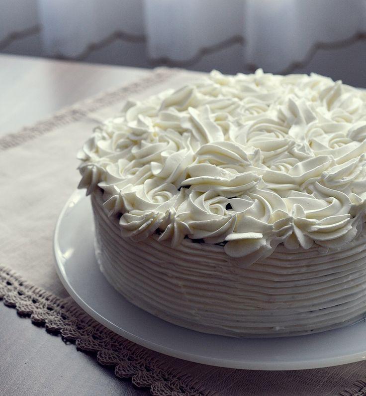 Tort cu crema caramel | Rețete Papa Bun