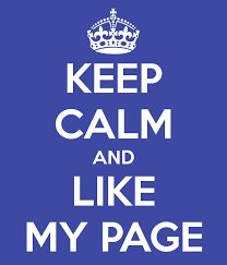 Image result for like my page on facebook logo