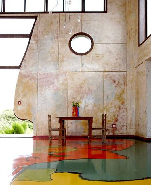 I Think This Is Absolutely Beautiful. Bahia House In Brazil By Gaetano Pesce    Strange Houses, Weird Houses, Unusual Houses U0026 Homes From Around The World